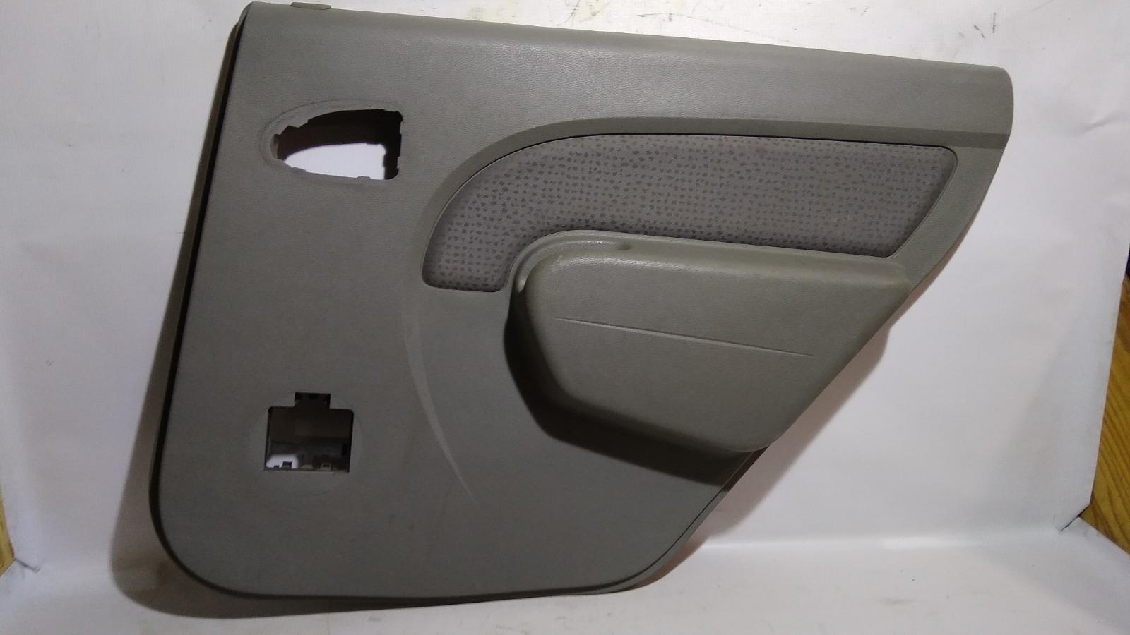 Обшивка двери Renault Logan LS0G/LS12 K7M 2005 задняя правая