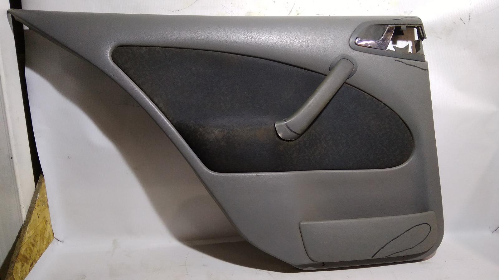 Обшивка двери Skoda Octavia 1U2 APK 1996 задняя левая