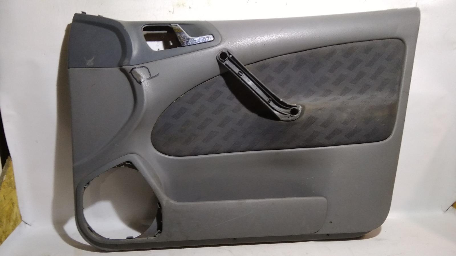 Обшивка двери Skoda Octavia 1U2 APK 1996 передняя правая