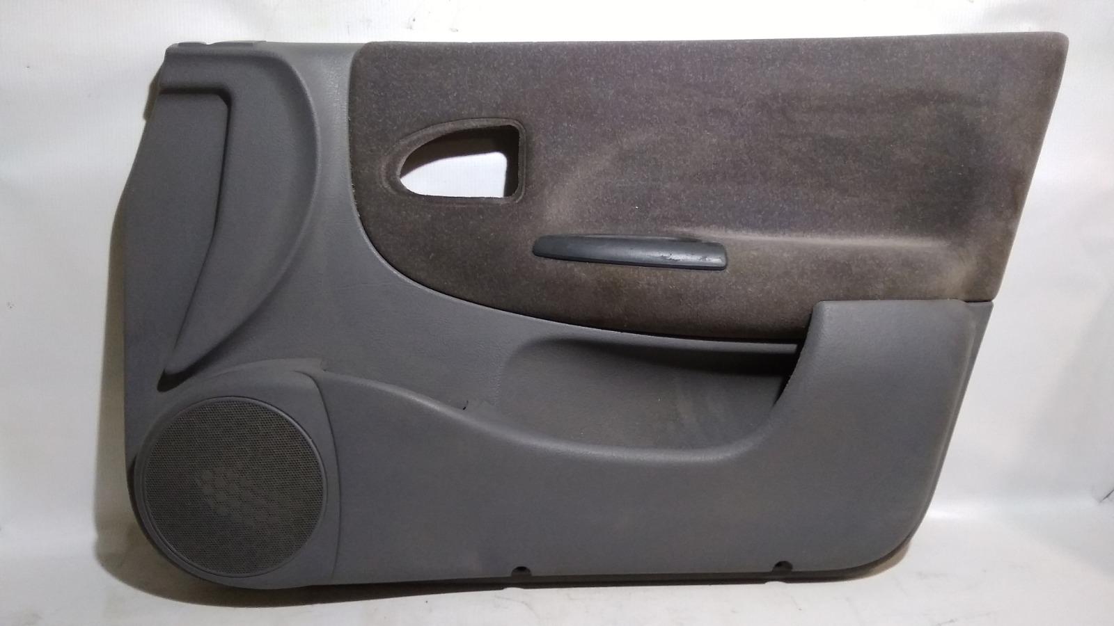 Обшивка двери Renault Megane LA K4M 1999 передняя правая