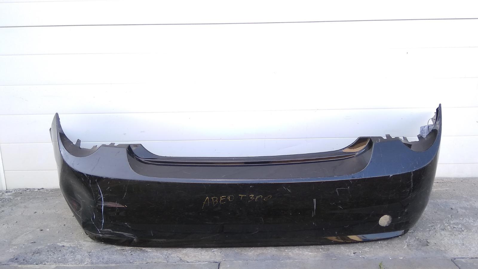 Бампер Chevrolet Aveo T300 F16D4 2012 задний