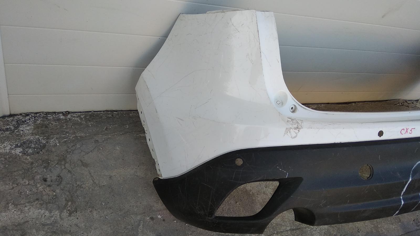 Бампер Mazda Cx-5 KF PE-VPS 2012 задний