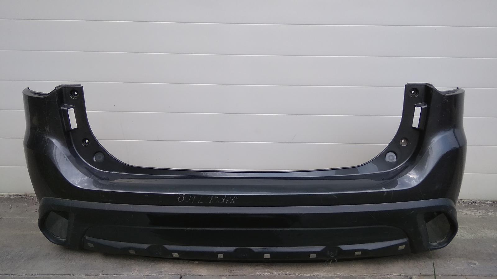 Бампер Mitsubishi Outlander GF3W 4B12 2012 задний