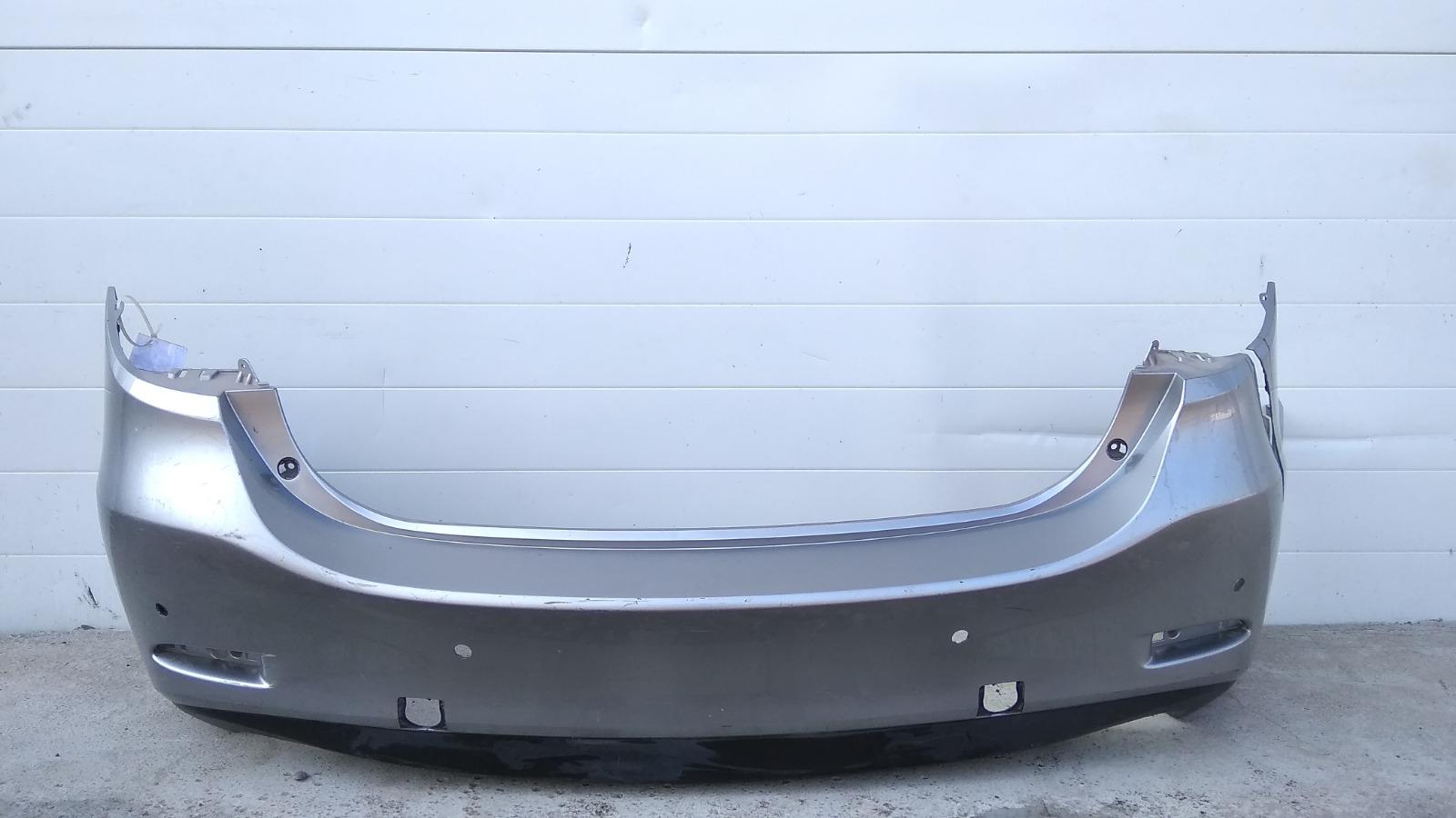 Бампер Mazda Mazda 6 GJ PE-VPS 2012 задний
