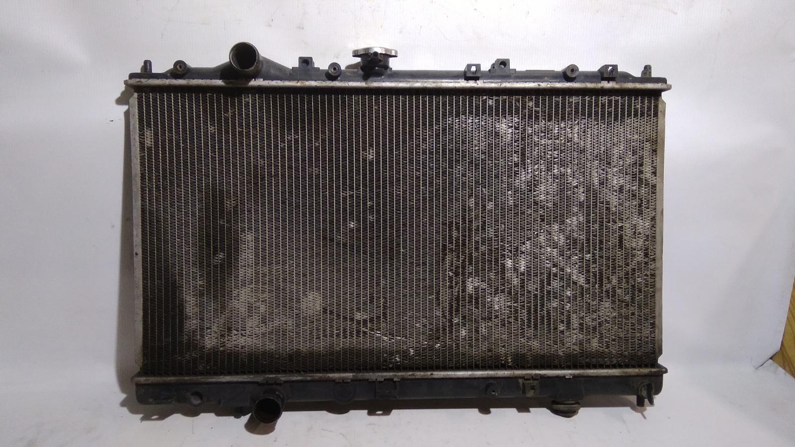 Радиатор охлаждения двигателя Mitsubishi Lancer CK2A 4G15 1997