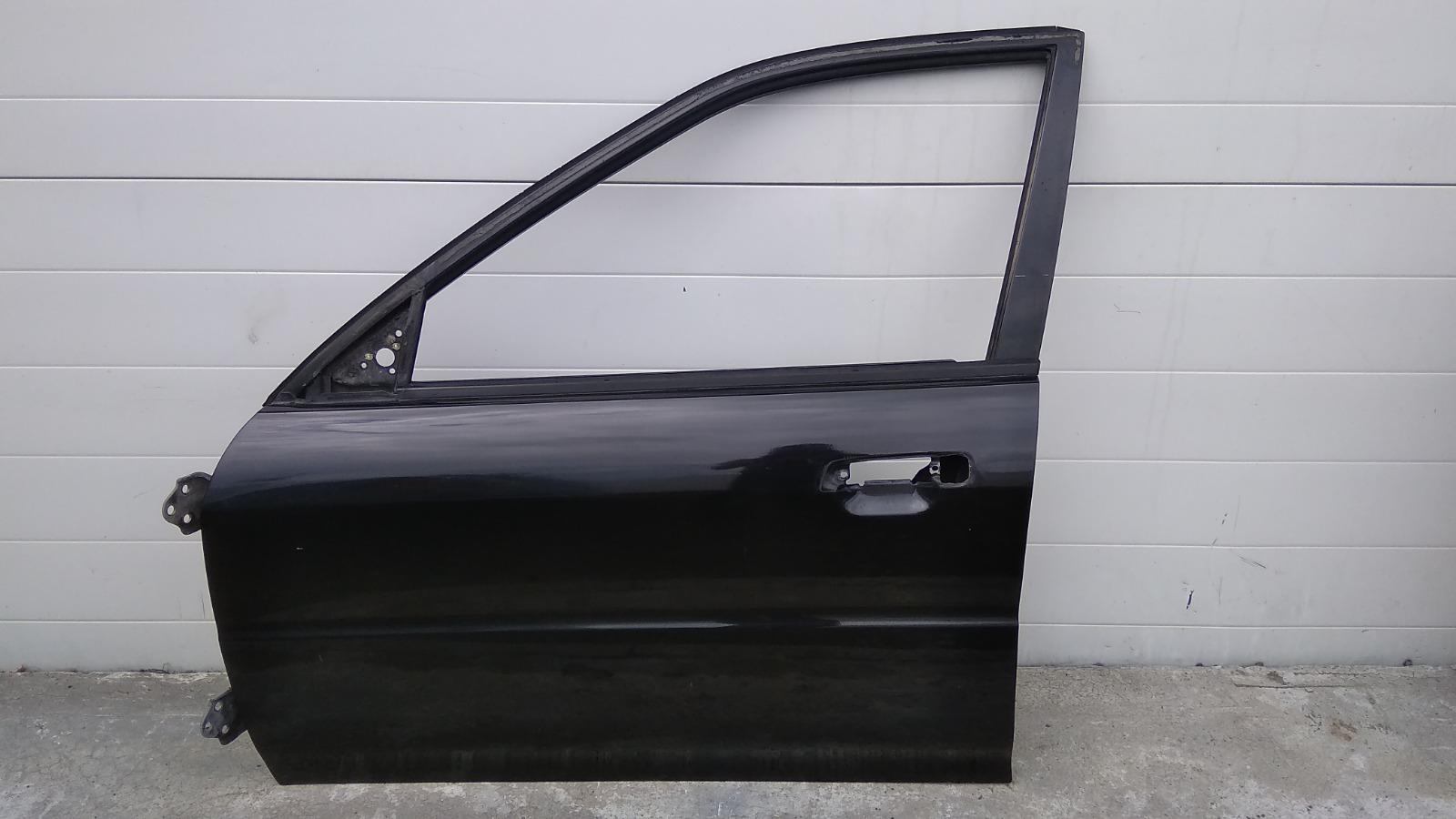 Дверь Mitsubishi Lancer Evolution CN9A 4G63T 1997 передняя левая