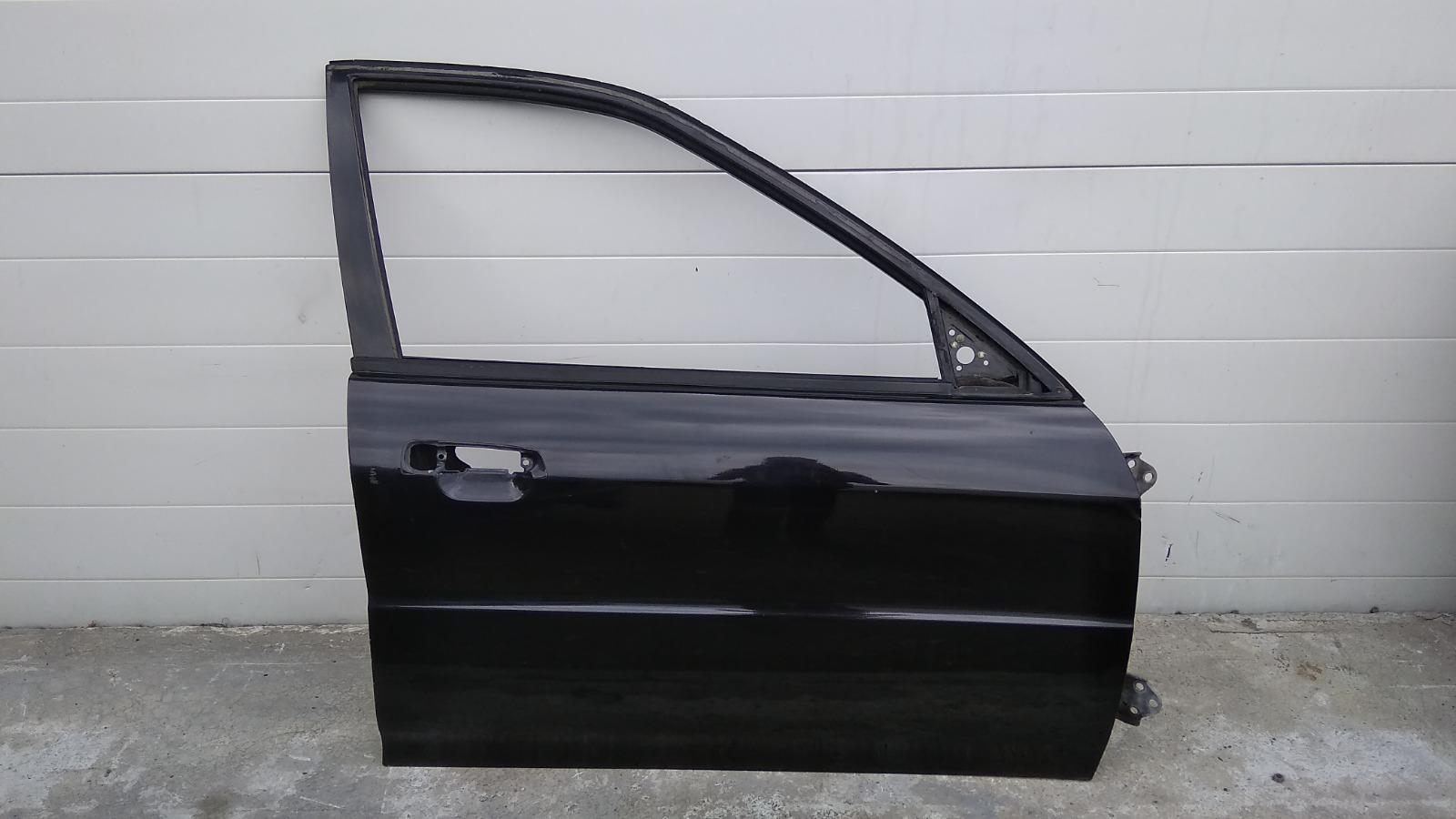 Дверь Mitsubishi Lancer Evolution CN9A 4G63T 1997 передняя правая