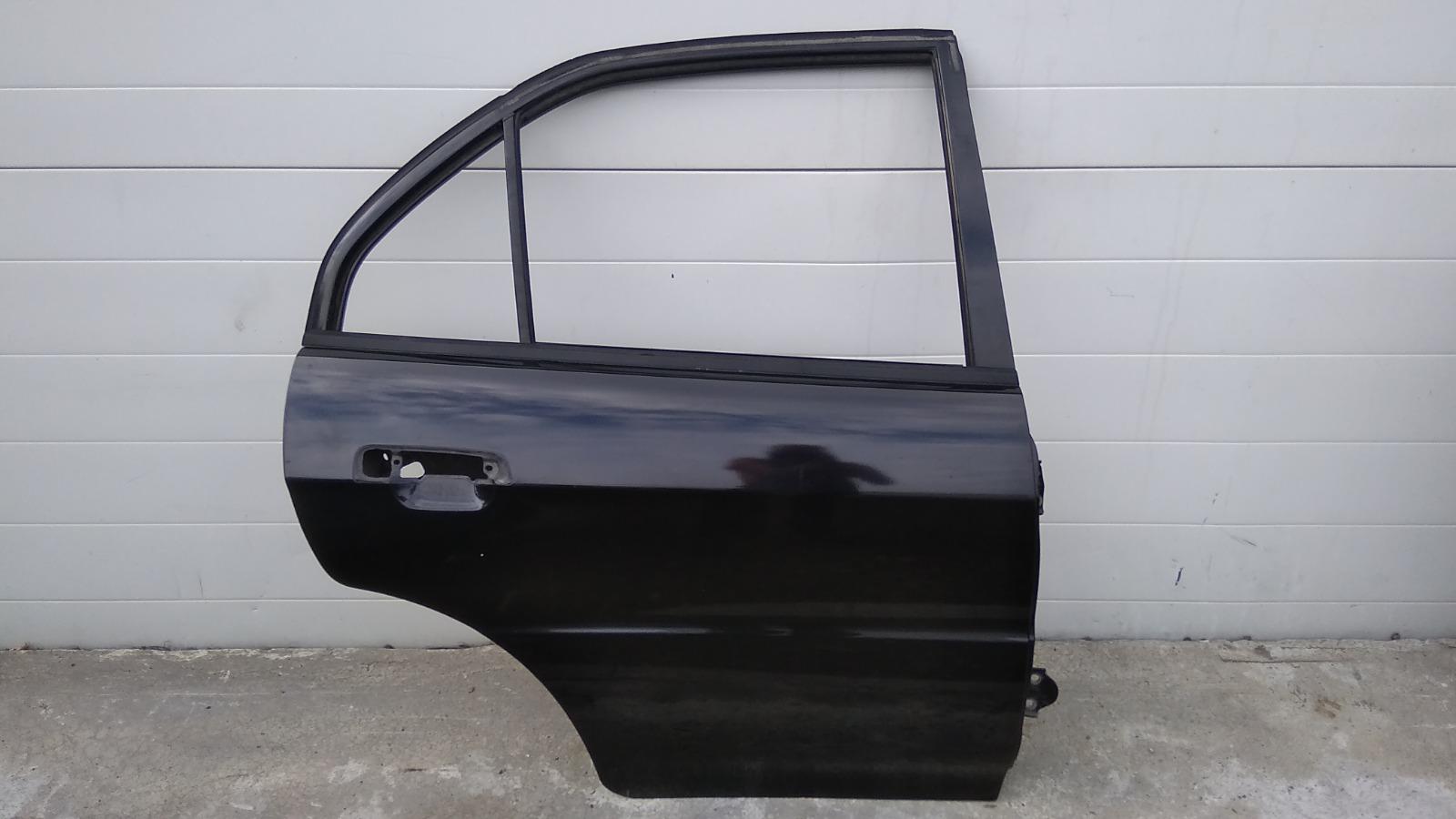 Дверь Mitsubishi Lancer Evolution CN9A 4G63T 1997 задняя правая