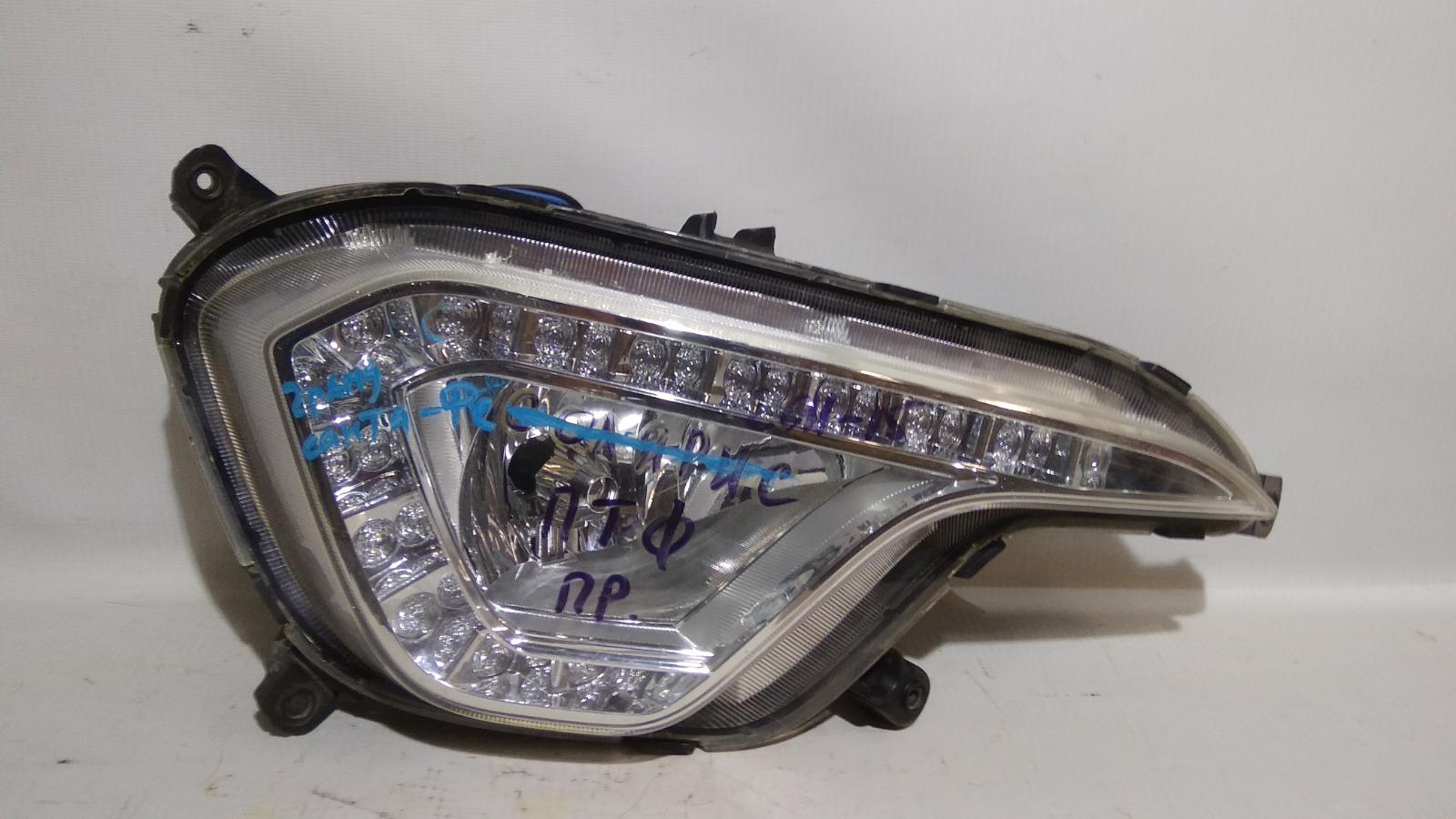 Фара противотуманная Hyundai Santa Fe DM D4HB 2012 правая