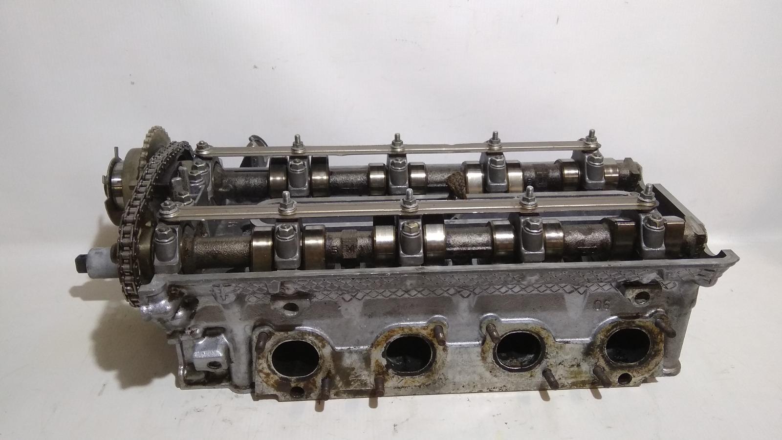 Головка блока цилиндров Bmw X5 E53 M62B44TU 2003 левая