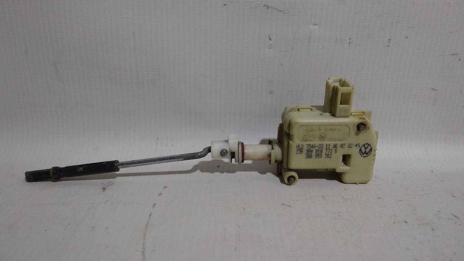Активатор замка крышки бензобака Skoda Octavia (A4 1U-) 1U2 BCA 1997