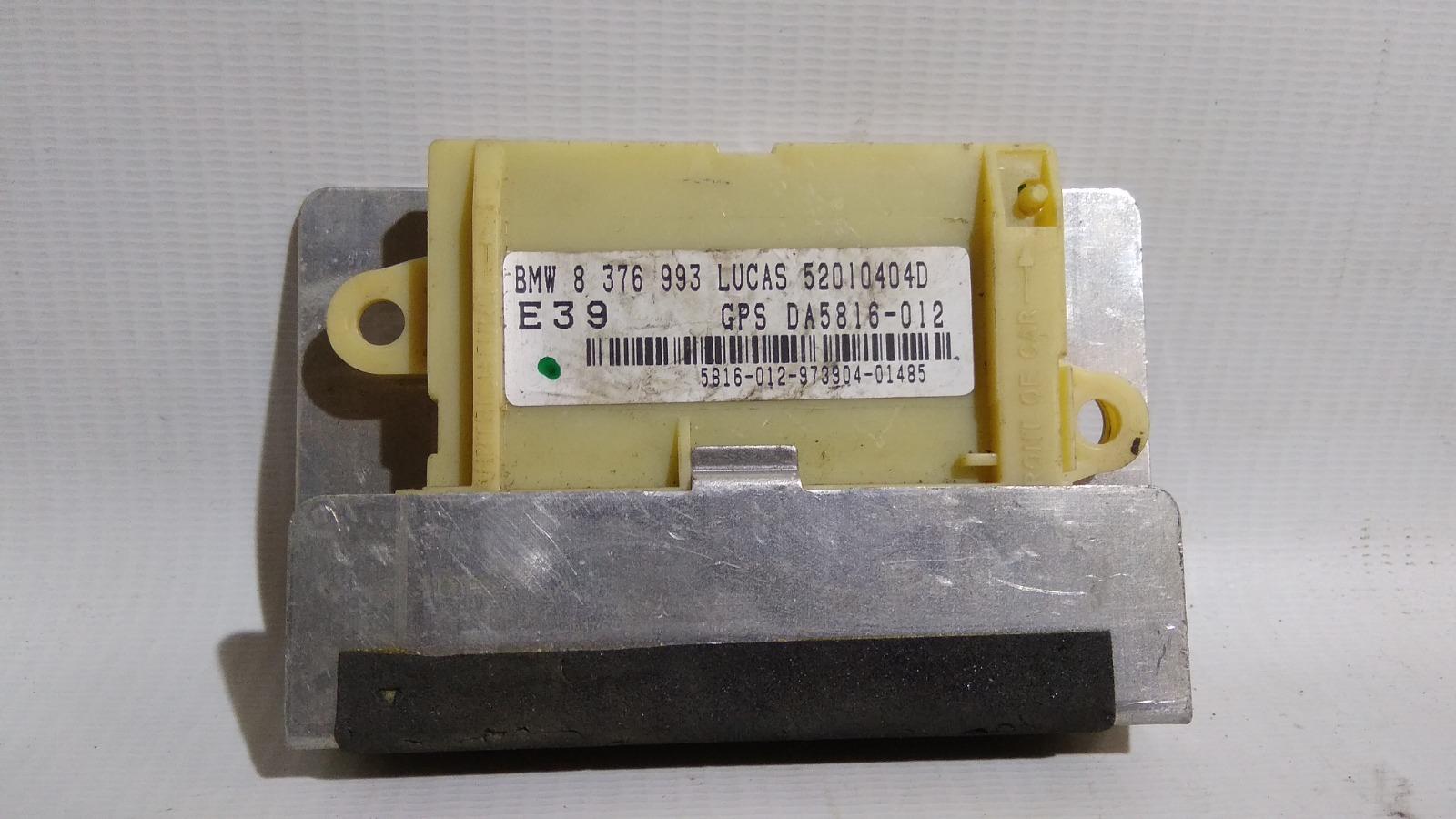 Блок электронный Bmw 5-Series E39 M52B25 1995