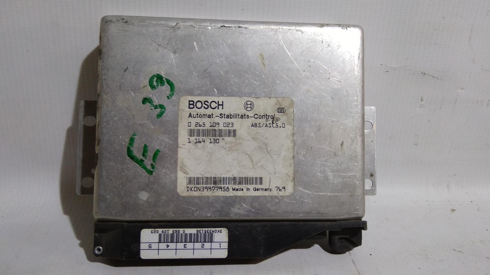 Блок управления abs Bmw 5-Series E39 M52B25 1995