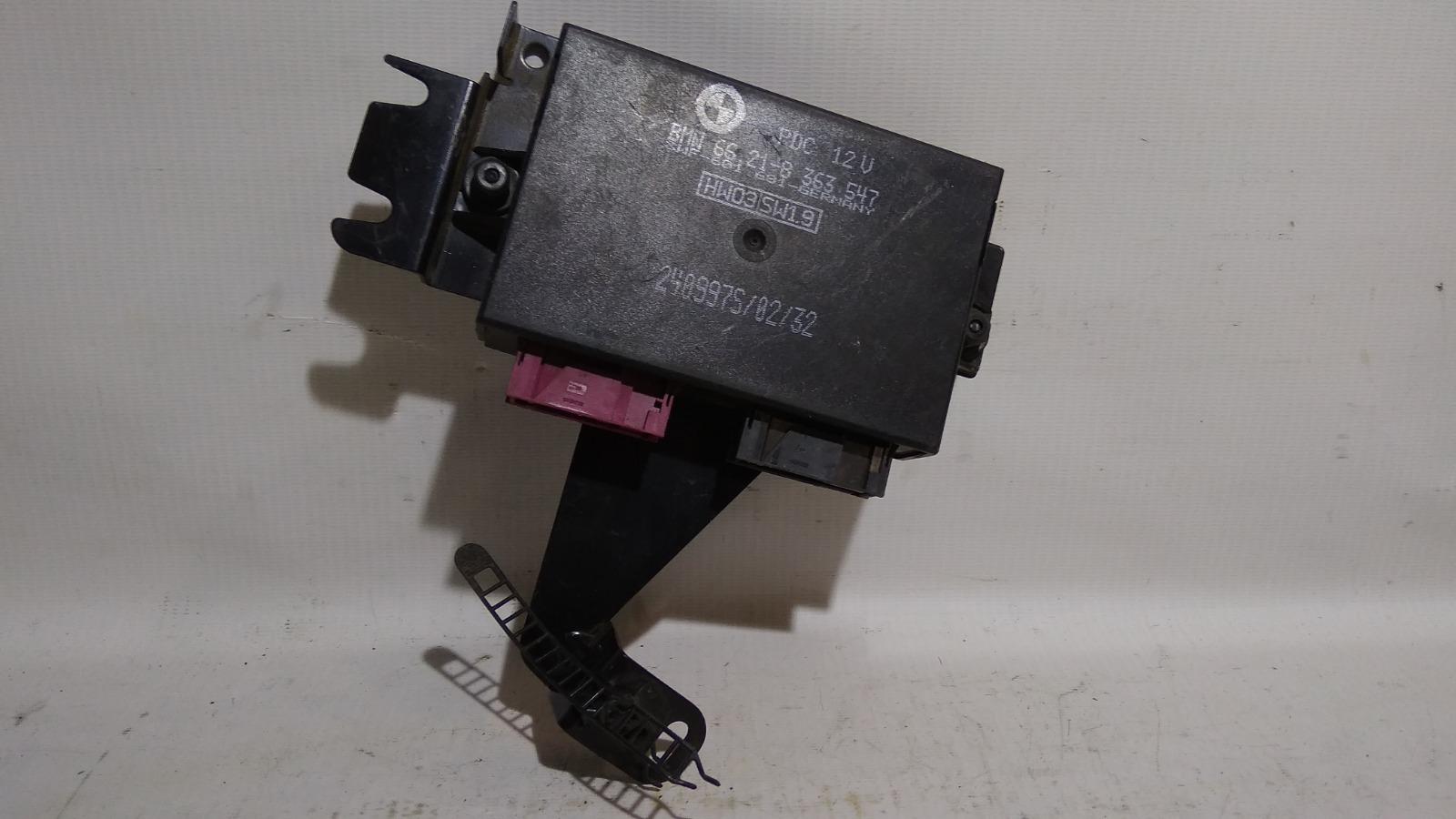 Блок управления парктроником Bmw 5-Series E39 M52B25 1995
