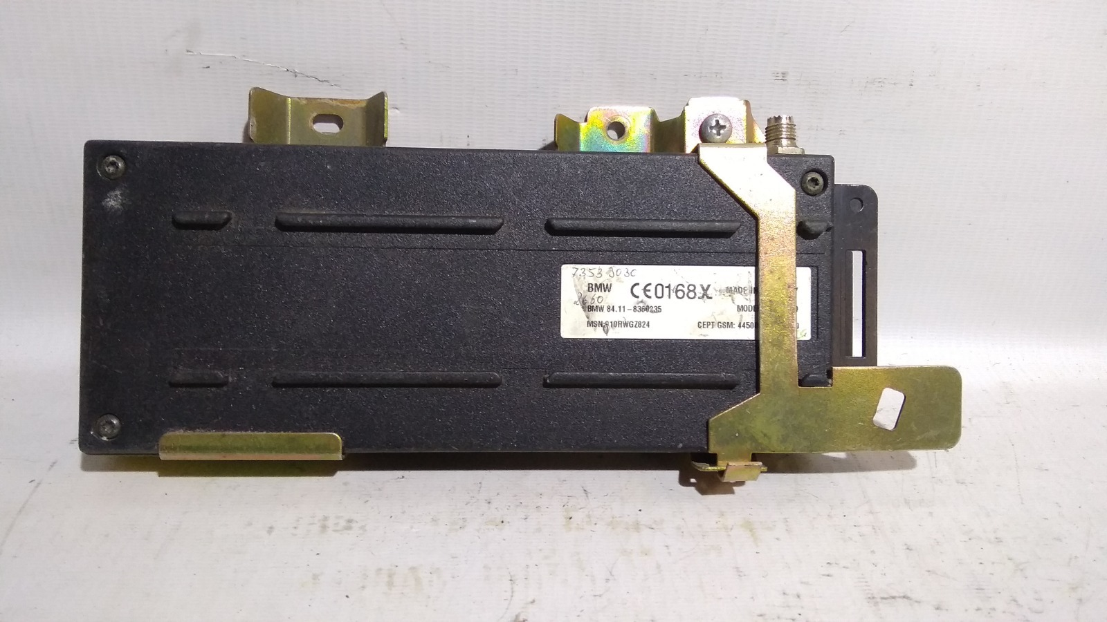 Блок электронный Bmw 3-Series E46 M43 1998