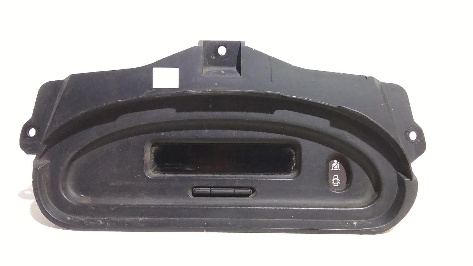Бортовой компьютер дисплей Renault Megane LA E7J 1999