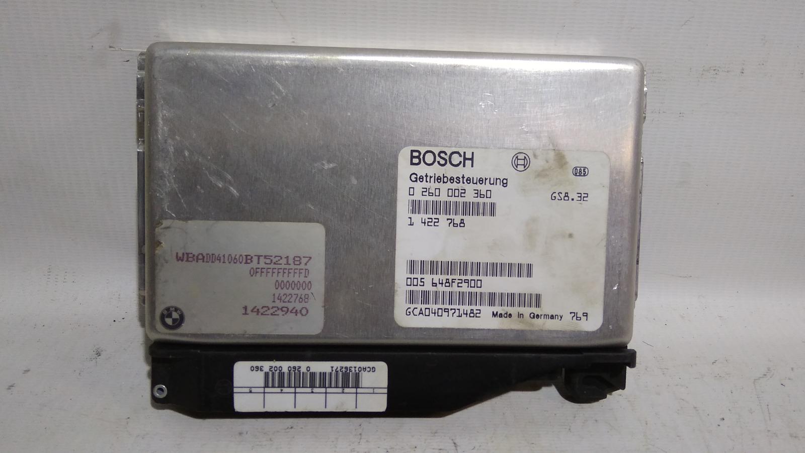 Блок управления акпп Bmw 5-Series E39 M52B25 1995