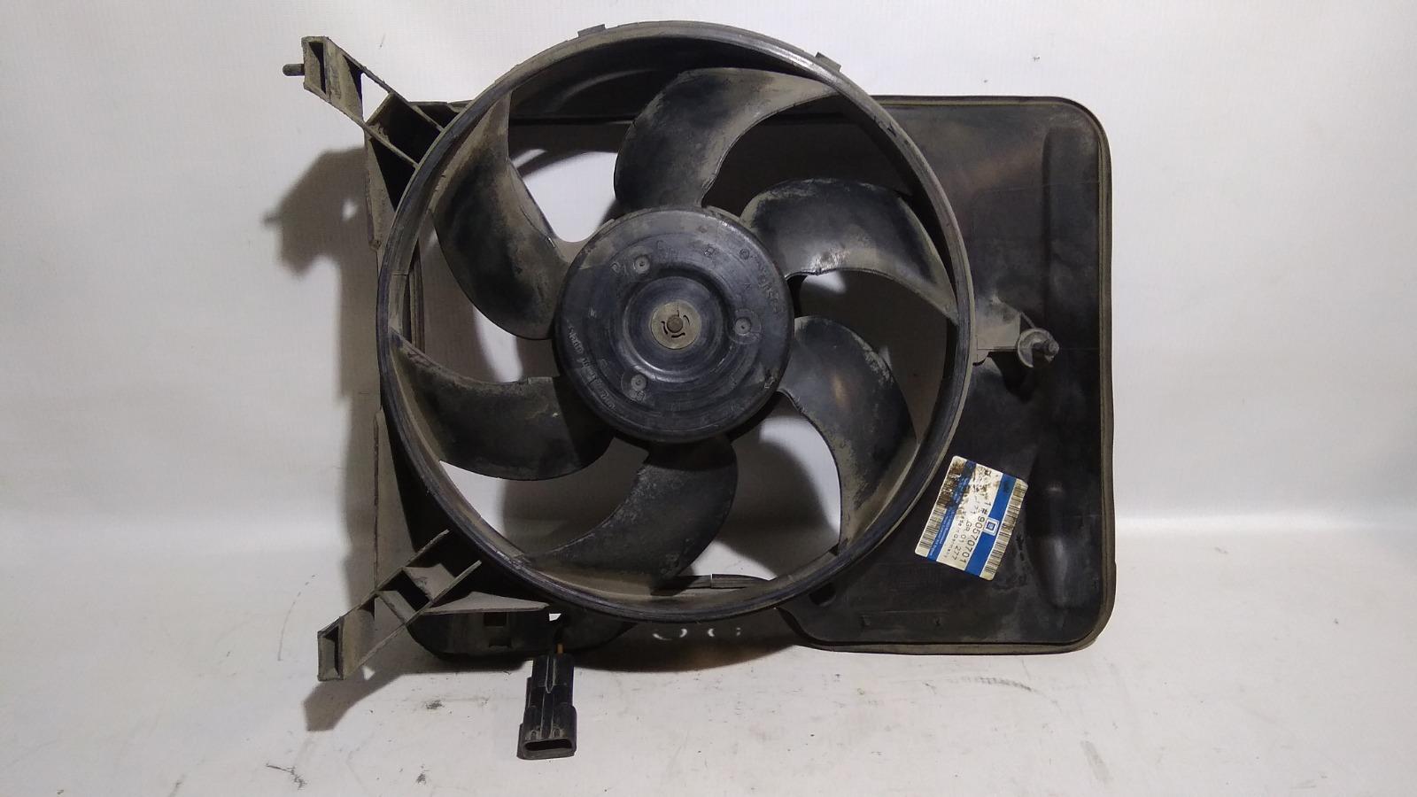 Диффузор радиатора Opel Omega 26 X25XE 1994