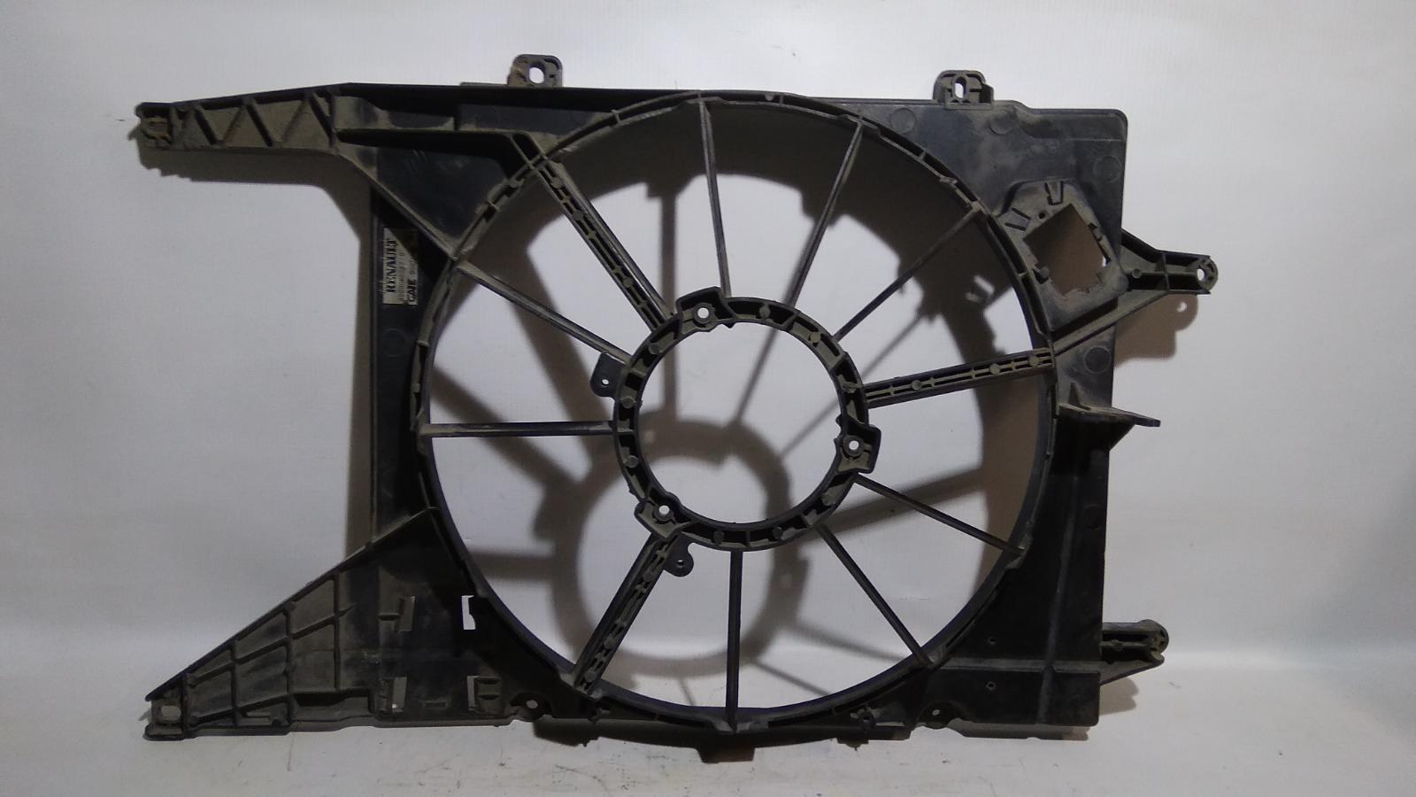 Диффузор радиатора Renault Megane LA K4M 1999