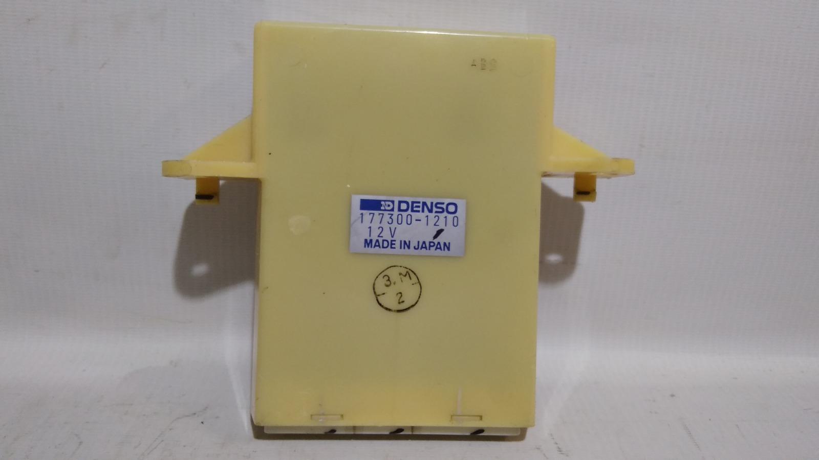 Блок управления климат-контролем Toyota Corolla AE104 4AFE 1991