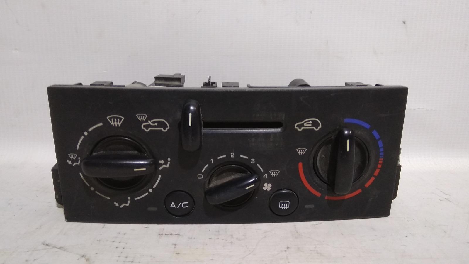 Блок управления климат-контролем Peugeot 207 WC TU3A 2006