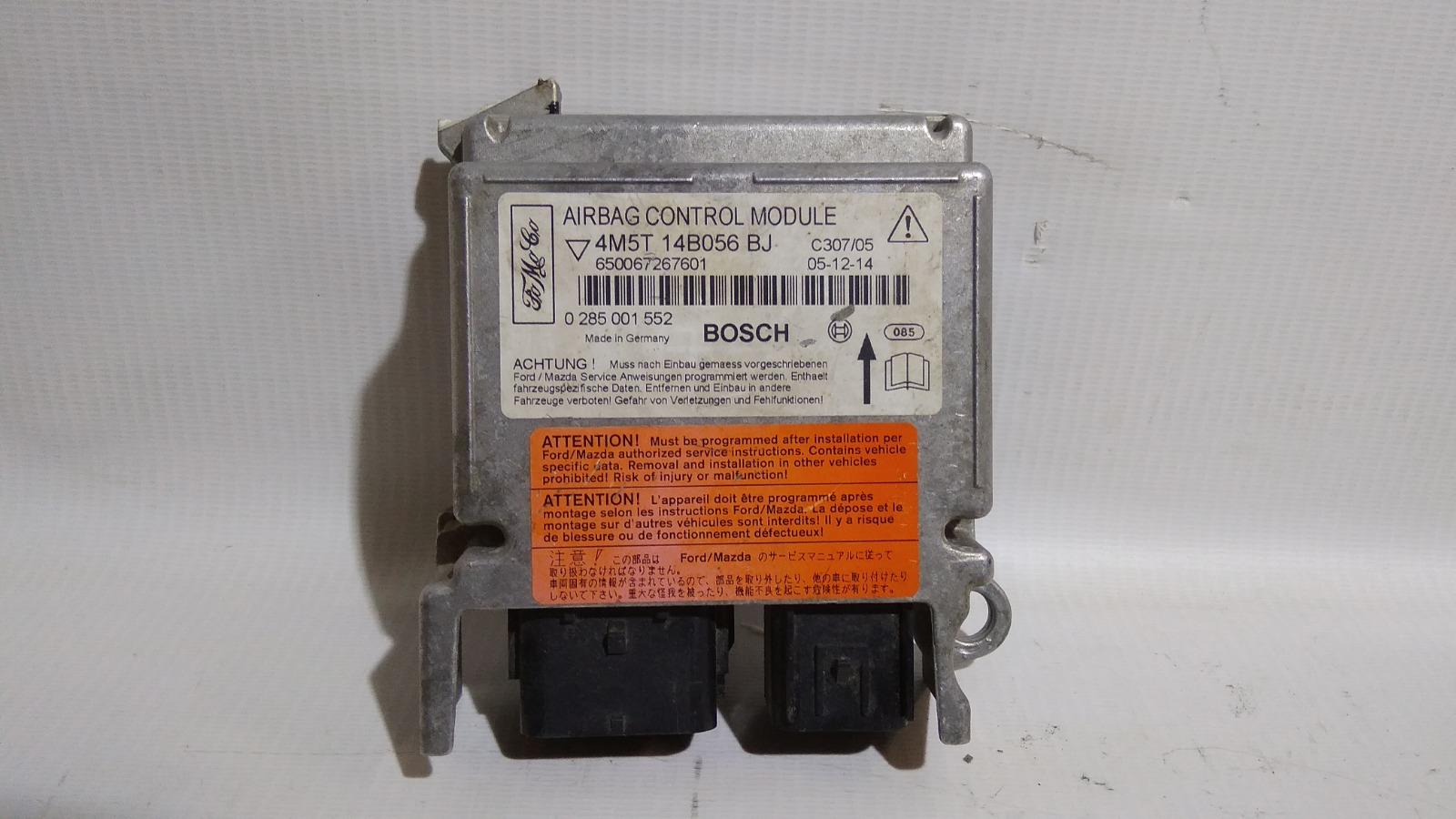 Блок управления airbag Ford Focus CB4 ASDA 2005