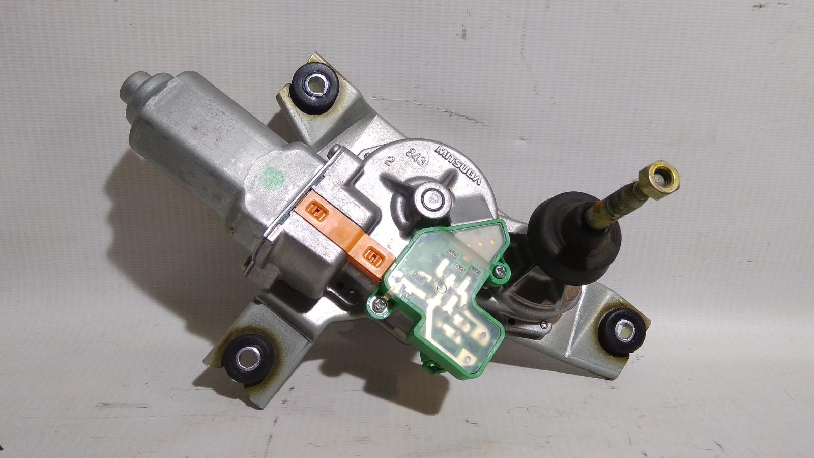 Мотор стеклоочистителя Honda Stepwgn RG1 K20A 2007 задний