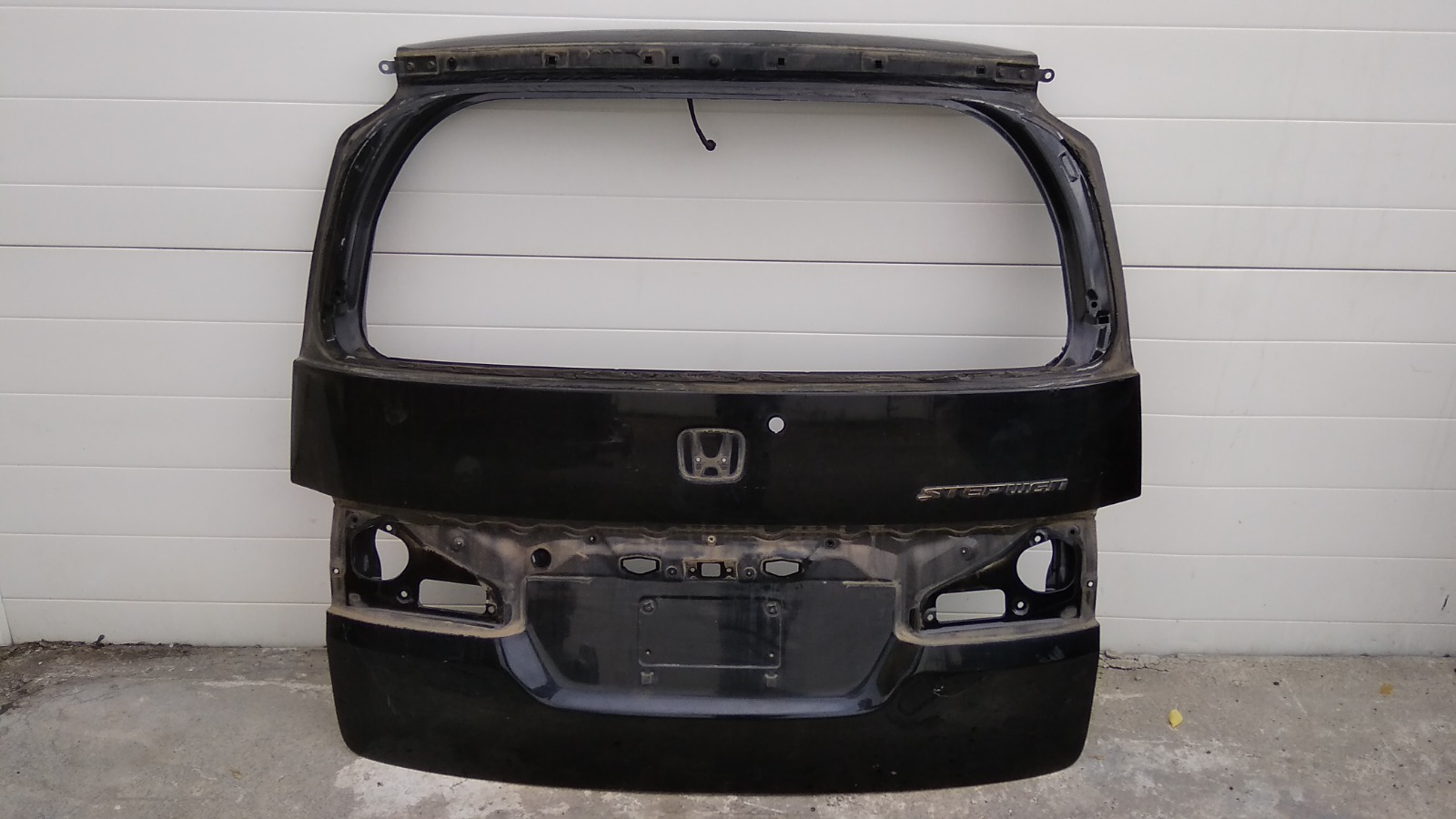 Дверь багажника Honda Stepwgn RG1 K20A 2007