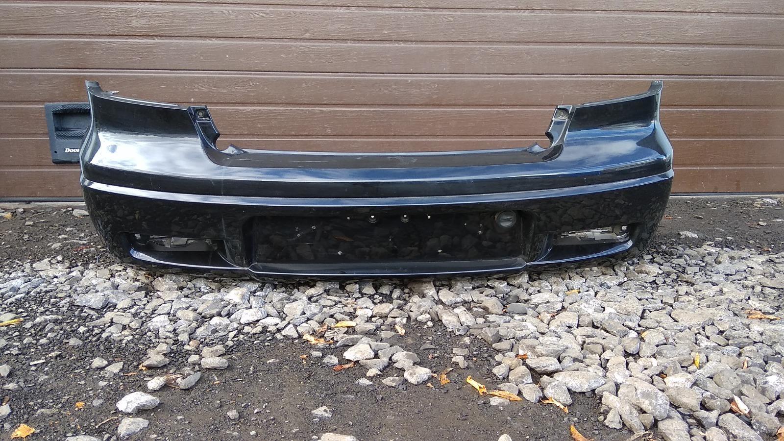 Бампер Mitsubishi Outlander CU2W 4G63T 2005 задний
