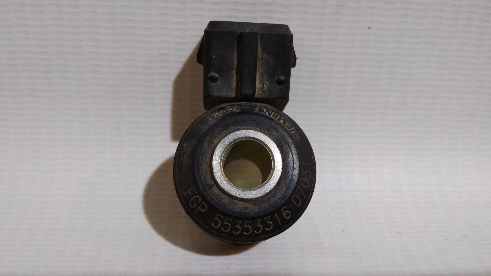 Датчик детонации Opel Astra H L48 Z18XEP 2008
