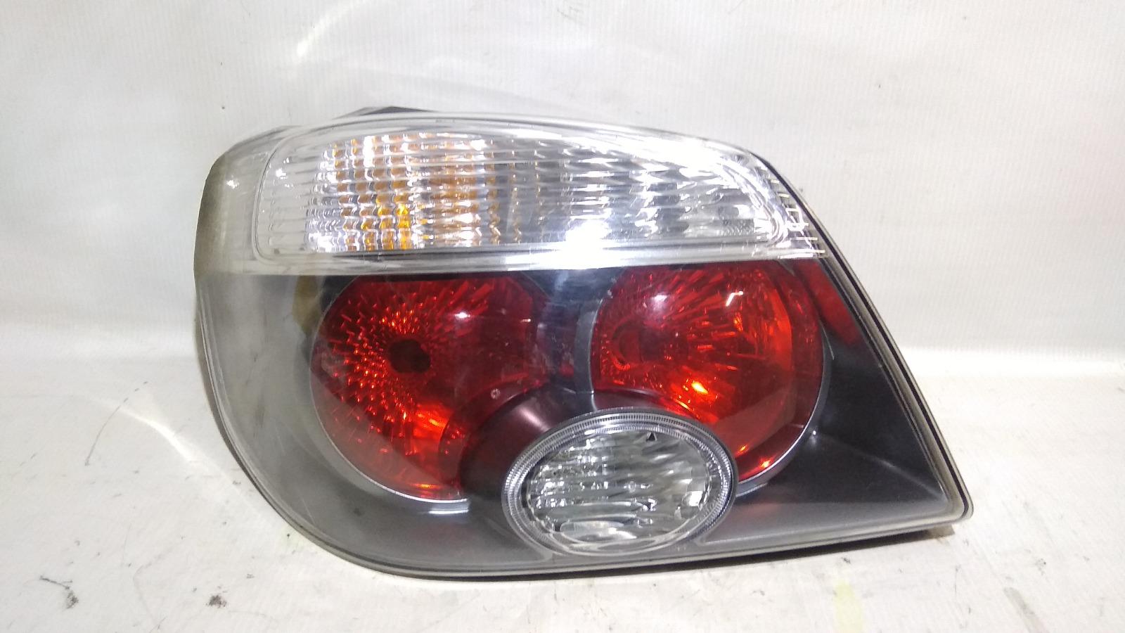 Фонарь Mitsubishi Outlander CU2W 4G63 2005 задний левый