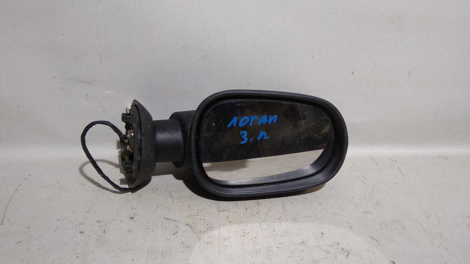 Зеркало заднего вида боковое Renault Logan LS0G/LS12 K7M 2014> 2014> правое
