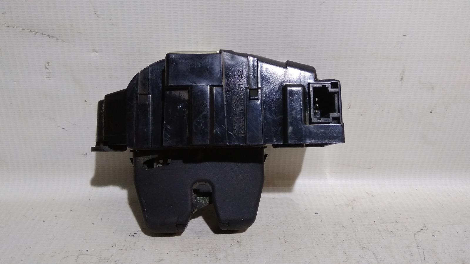 Замок крышки багажника Peugeot 207 WC TU3A 2006