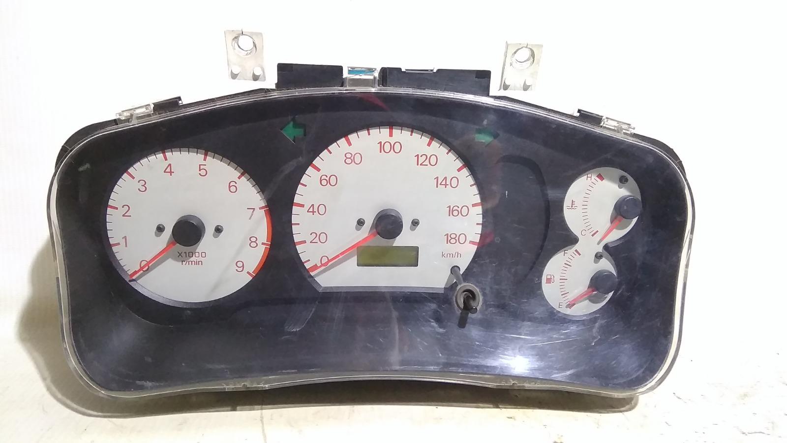 Панель приборов Mitsubishi Lancer Evolution CN9A 4G63T 1997