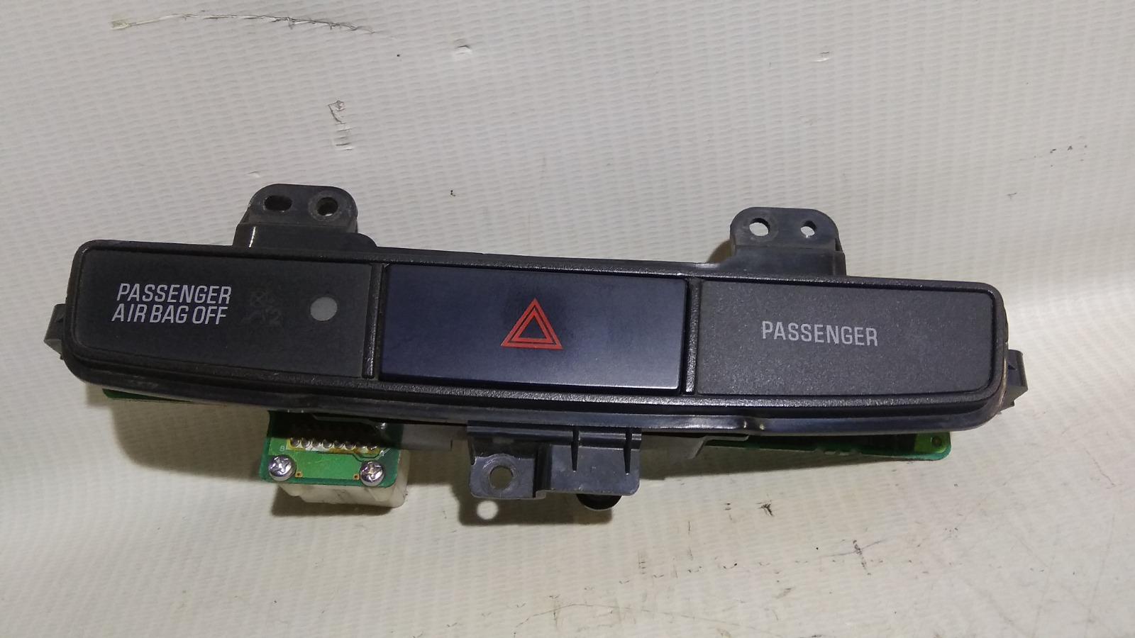 Кнопка включения аварийной сигнализации Mitsubishi Lancer CY4A 4B11 2008