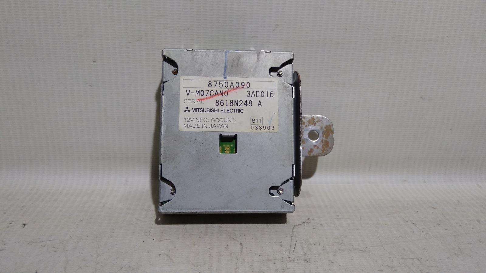 Блок управления дисплеем Mitsubishi Lancer CY4A 4B11 2007