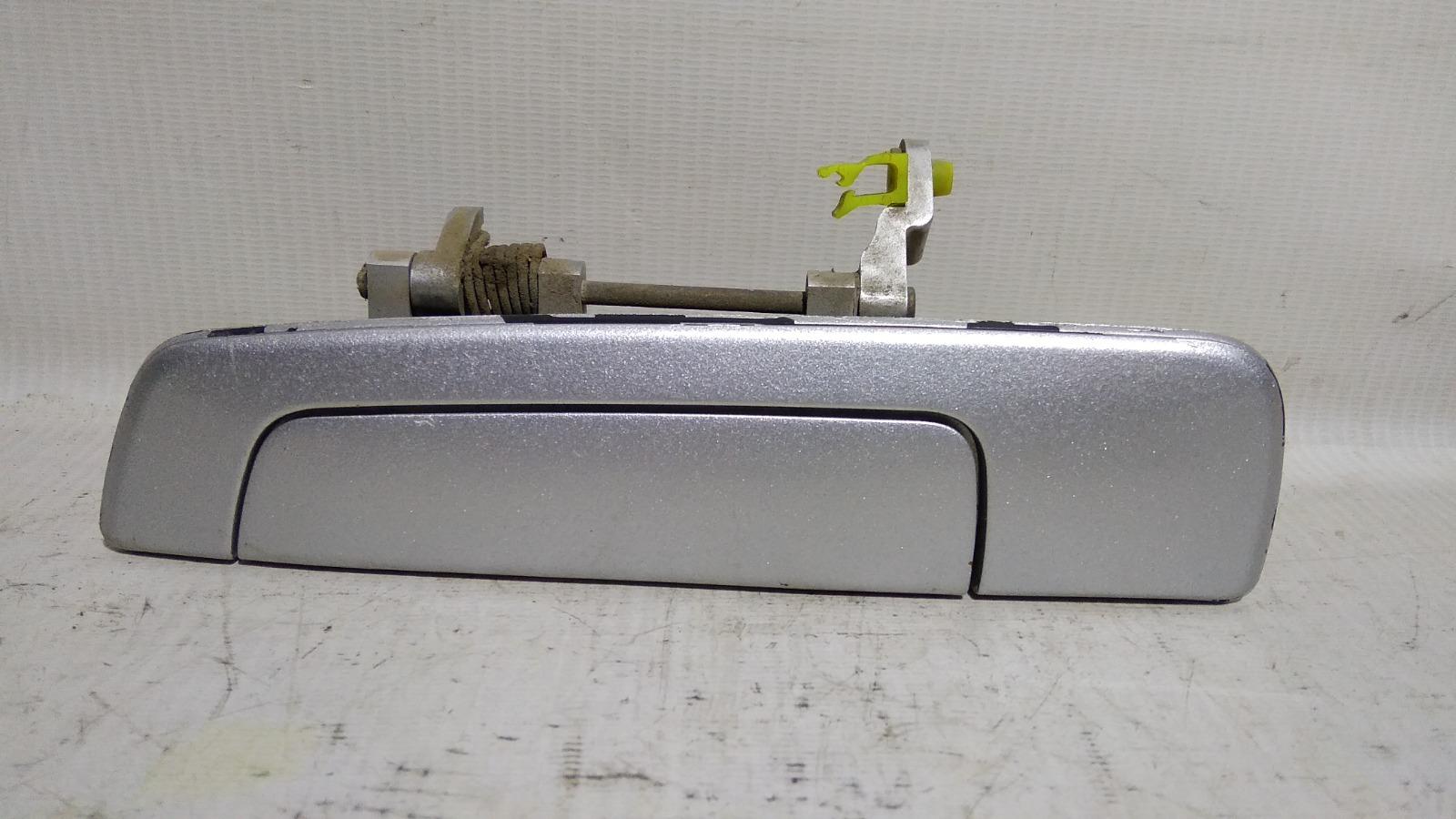Ручка двери внешняя Mitsubishi Lancer Evolution CN9A 4G63T 1997 задняя левая
