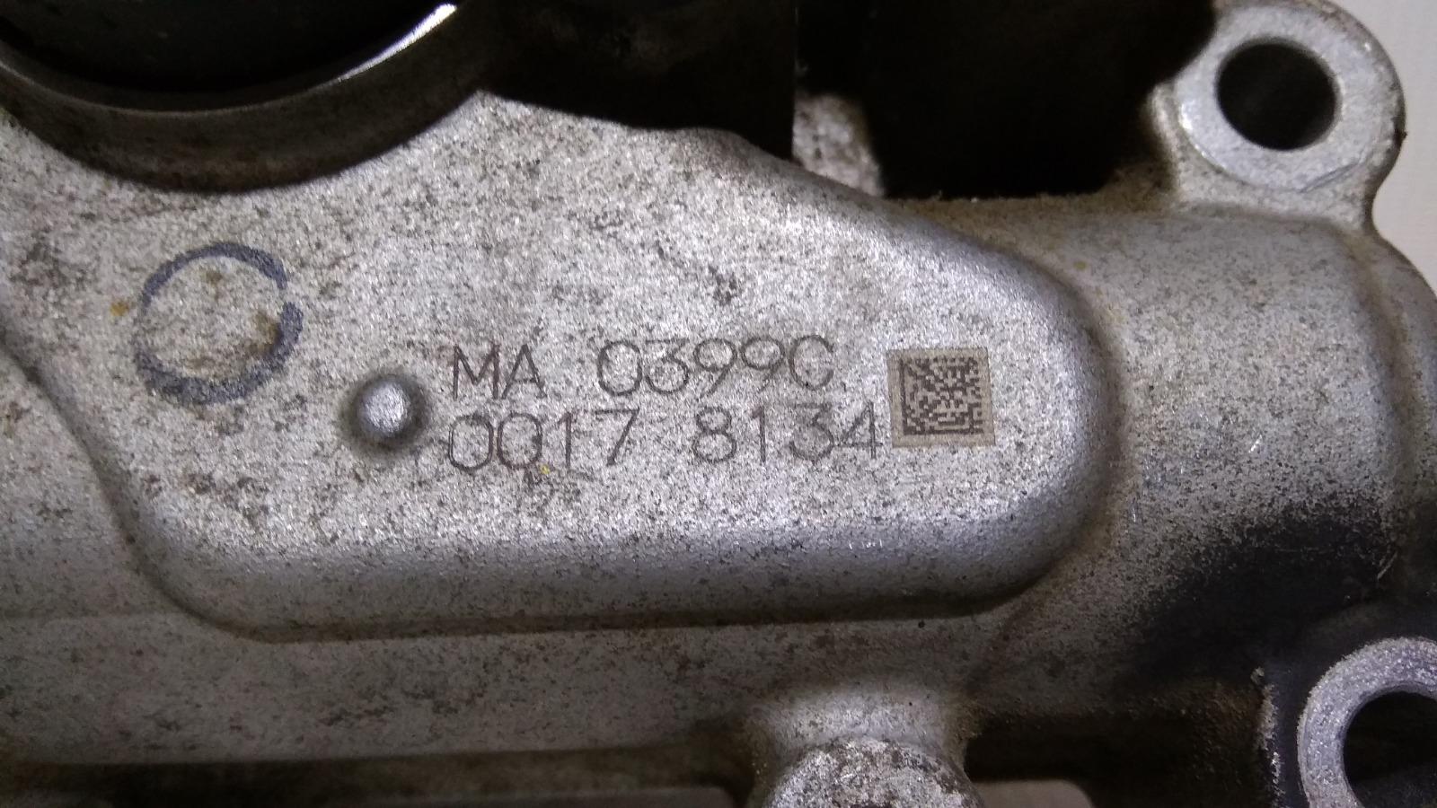 Механизм изменения фаз грм Infiniti Fx50 S51 VK50VE 2008 правый