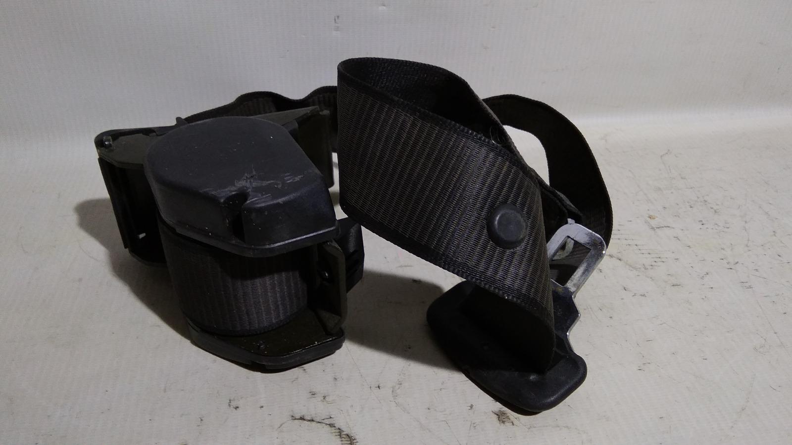 Ремень безопасности Bmw 7-Series E32 M20B25 1986 задний правый