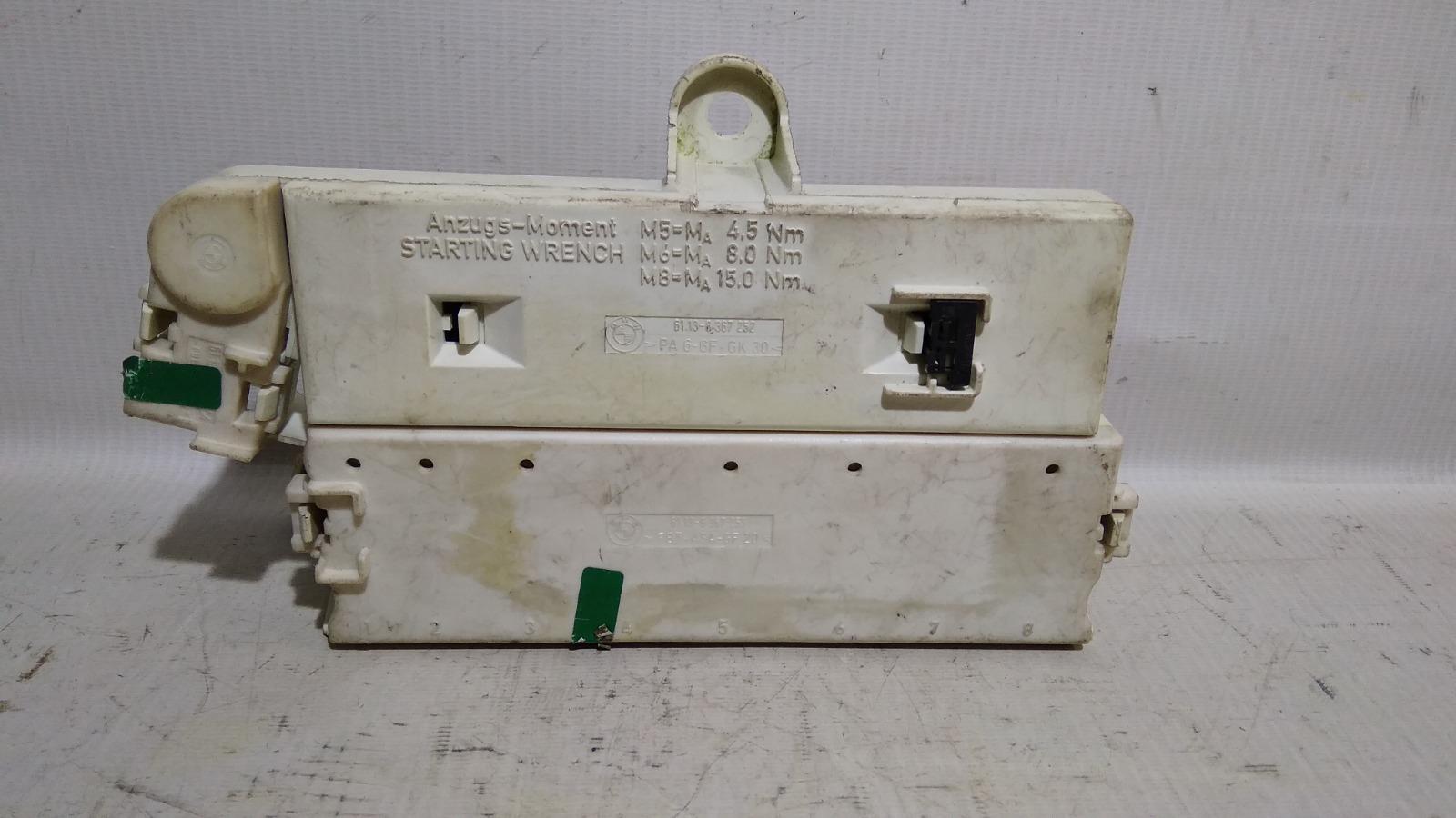 Блок предохранителей салона Bmw 5-Series E39 M52B25 1995