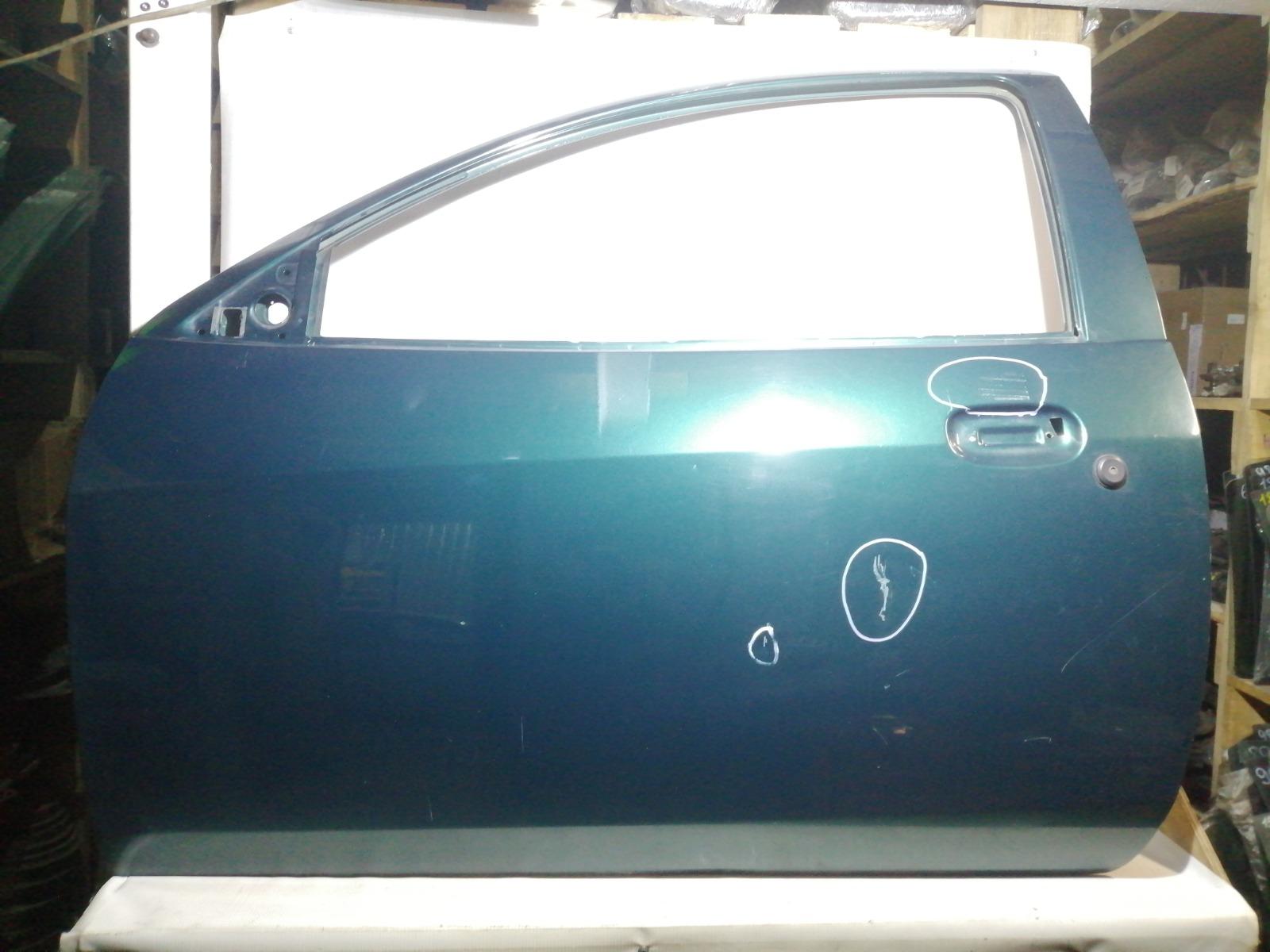 Дверь Ford Ka CCQ BAA 1996 передняя левая