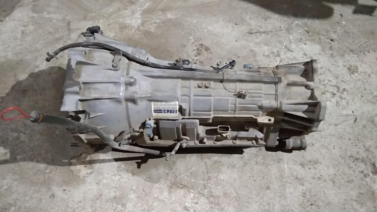 Акпп Suzuki Escudo TD94W H27A 2005
