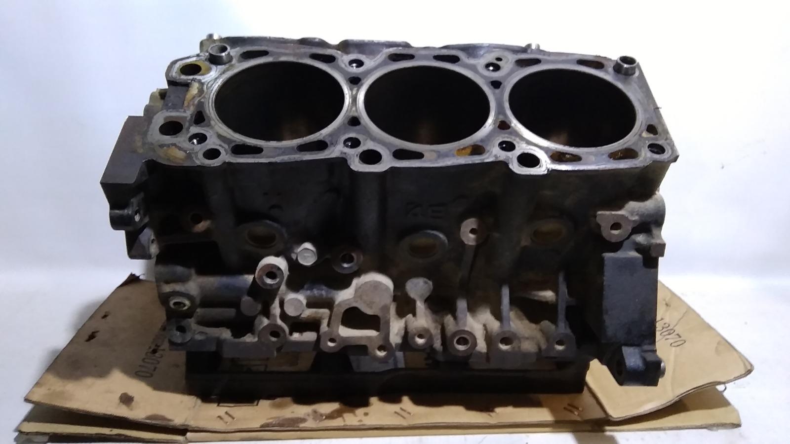 Блок цилиндров Mitsubishi Challenger K99W 6G74 1997