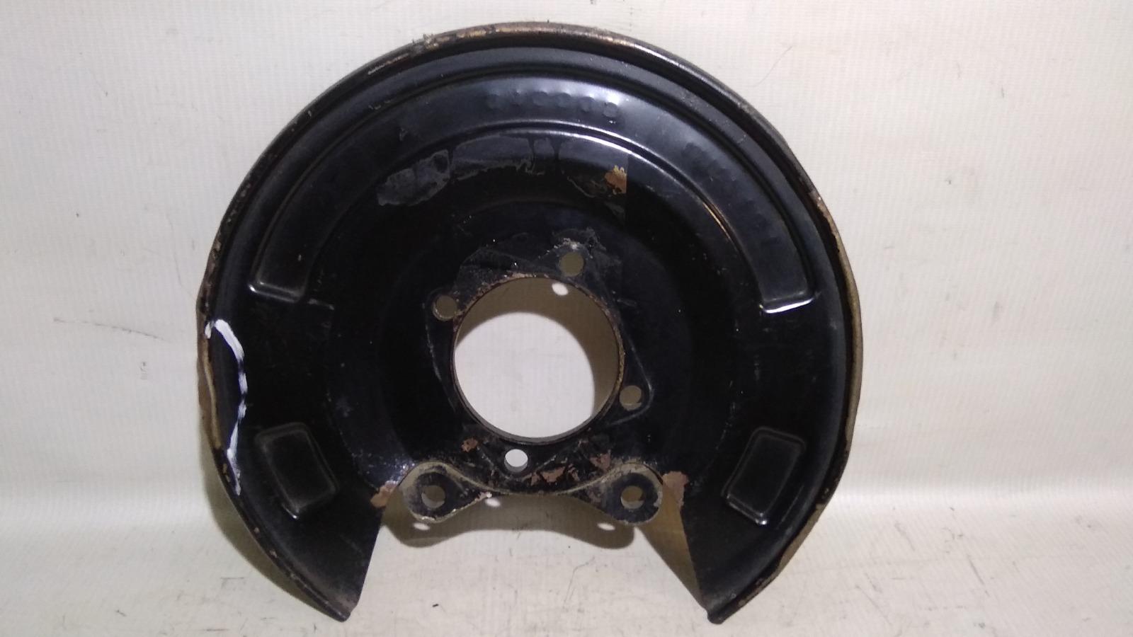 Щиток тормозного механизма Geely Emgrand Ec7 FE-1 JL4G18 2008> задний правый