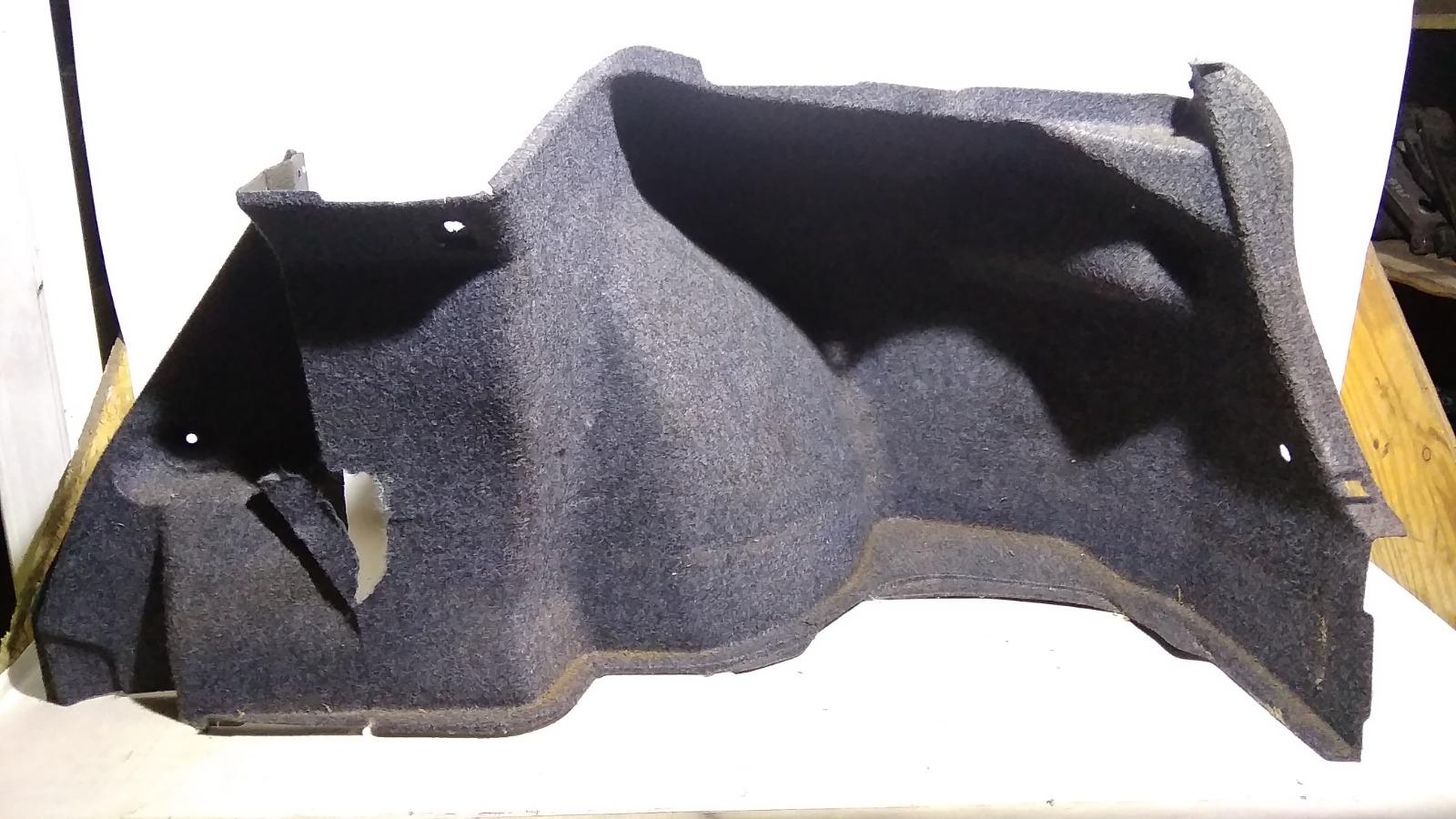 Обшивка багажника Mitsubishi Lancer CY3A 4B10 2008 задняя правая