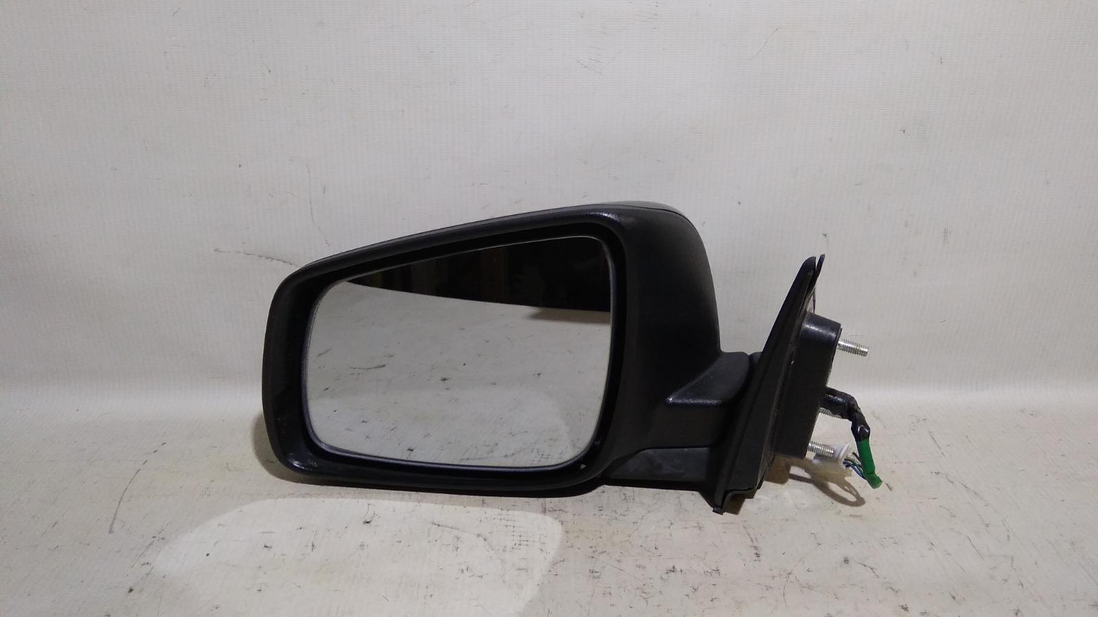 Зеркало заднего вида боковое Mitsubishi Lancer CY3A 4B10 2008 левое