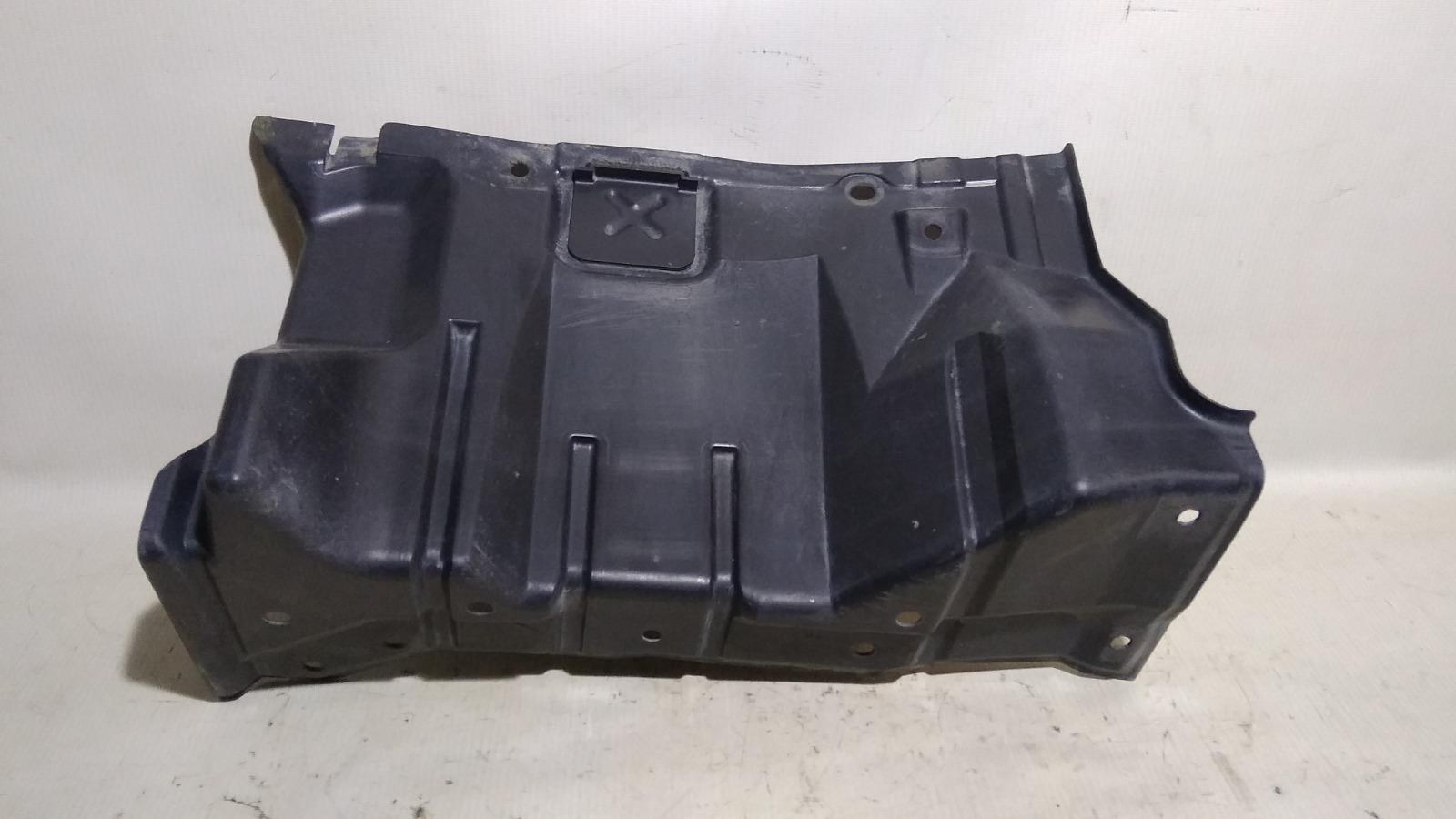 Защита двигателя Mitsubishi Lancer CY4A 4B11 2007 передняя правая