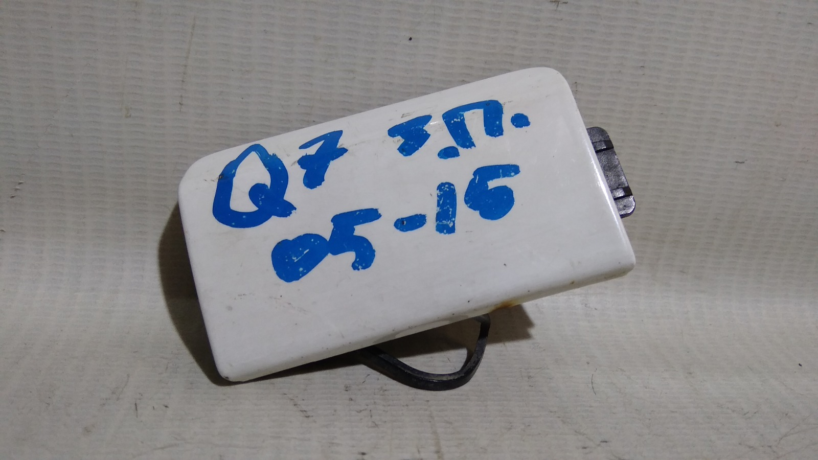 Заглушка бампера Audi Q7 4LB CCFA 2005 задняя правая