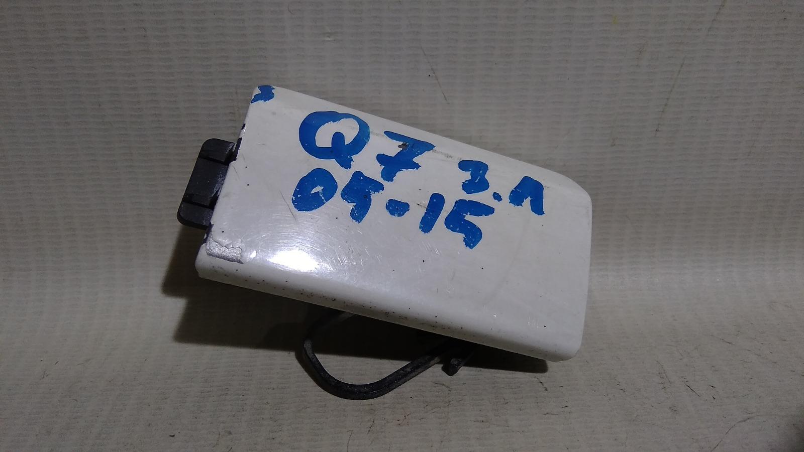 Заглушка бампера Audi Q7 4LB CCFA 2005 задняя левая