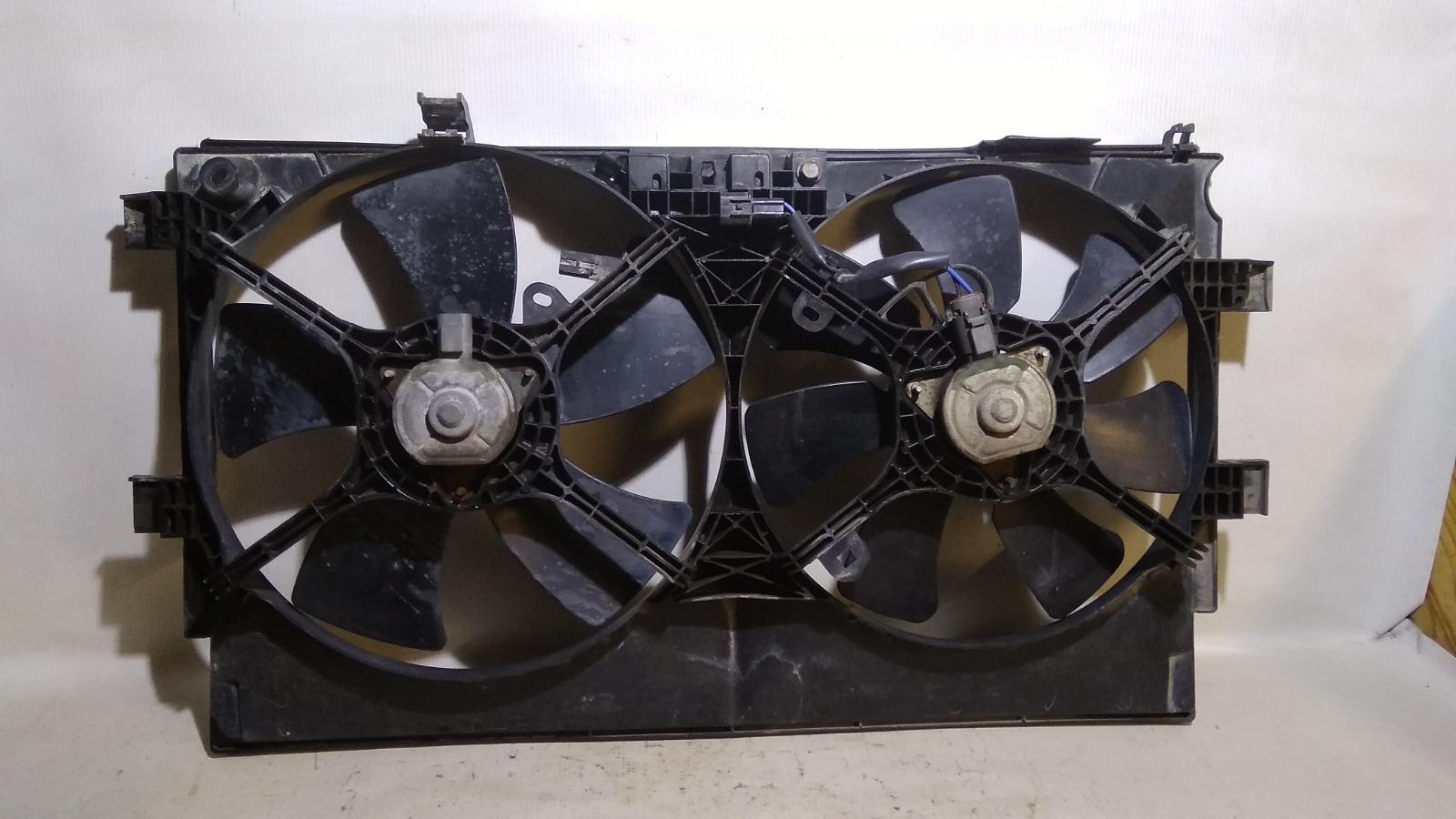Диффузор радиатора Mitsubishi Lancer CY3A 4B10 2008